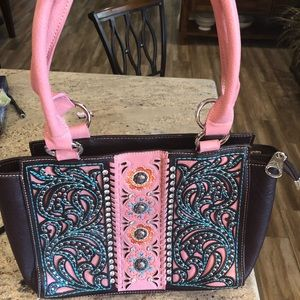 Montana West Concealed purse never used
